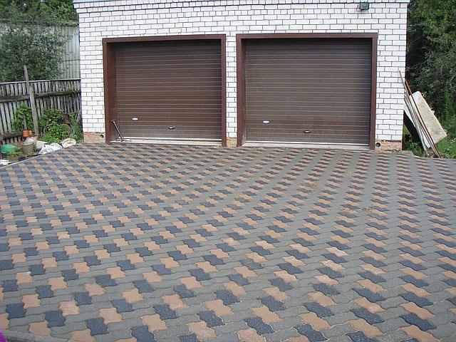 Как правильно укладывать тротуарную плитку (брусчатку)?