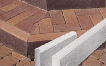 Бордюр для тротуарной плитки